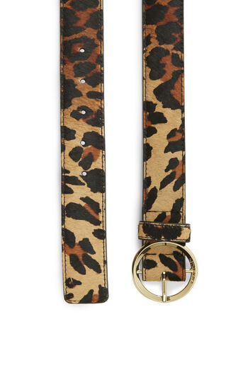 Karen Millen, LEOPARD PRINT BELT Leopard Print 2