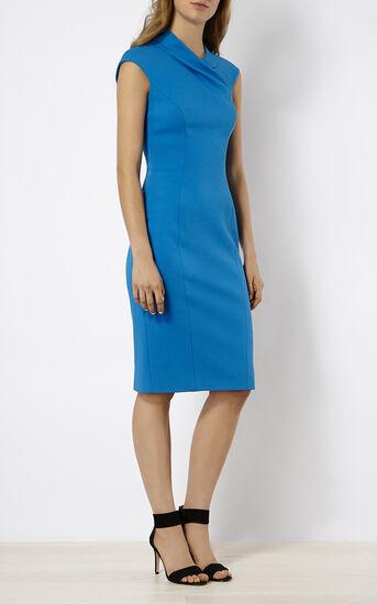 Karen Millen, BLUE PENCIL DRESS Blue 1