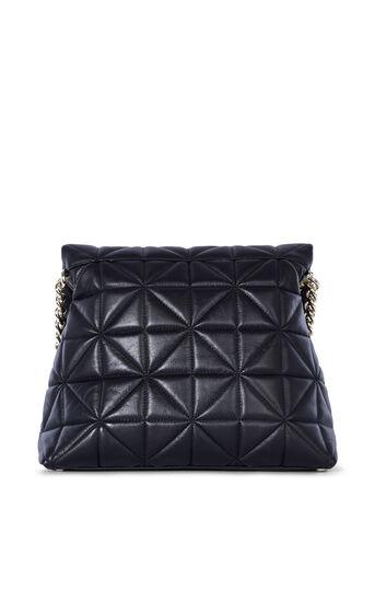 Karen Millen, QUILTED BAG Black 2