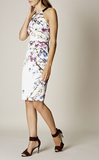 Karen Millen, SAKURA DRESS Multicolour 1
