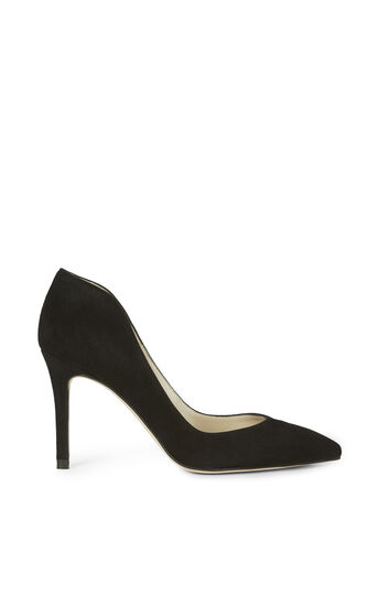 Karen Millen, ANGULAR COURT Black 0