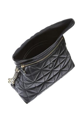 Karen Millen, QUILTED BAG Black 4