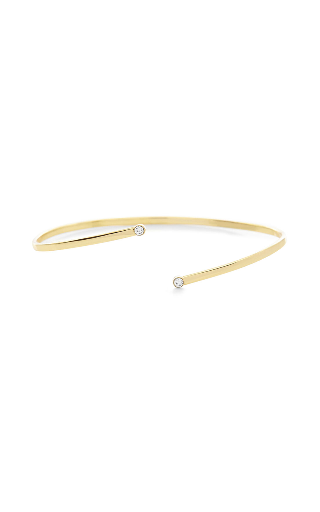 Karen Millen, Tiny dot cuff Gold Colour 0