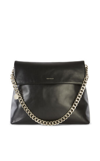 Karen Millen, OVERSIZED REGENT BAG Black 0