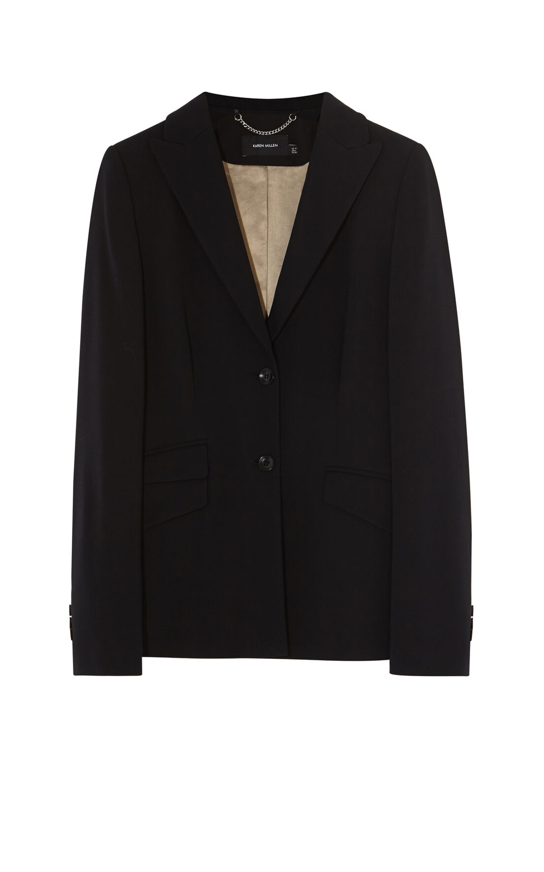Karen Millen, TAILORED BLAZER Black 0