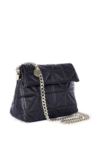 Karen Millen, QUILTED BAG Black 2