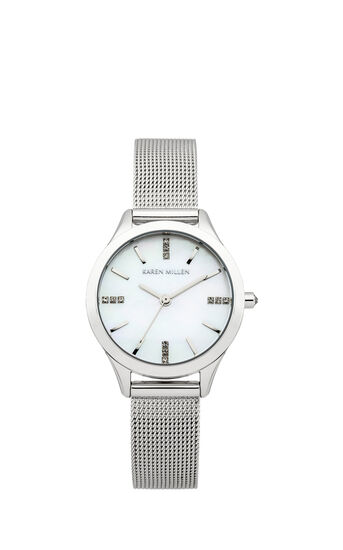Karen Millen, Slim case with mesh strap KM 0