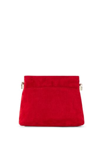 Karen Millen, MINI SHOULDER BAG Red 2