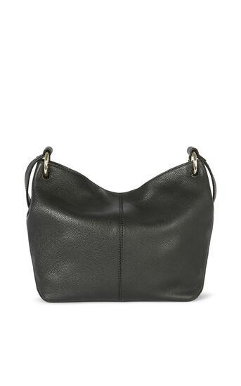 Karen Millen, SOFT SLOUCH BAG Black 2