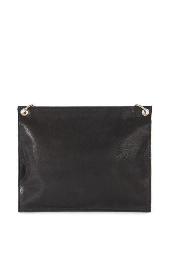 Karen Millen, O RING SHOULDER BAG Black 2