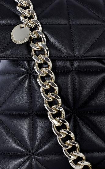 Karen Millen, QUILTED BAG Black 5