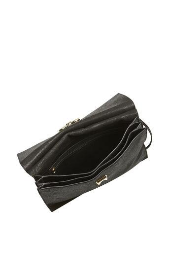 Karen Millen, O RING SHOULDER BAG Black 4