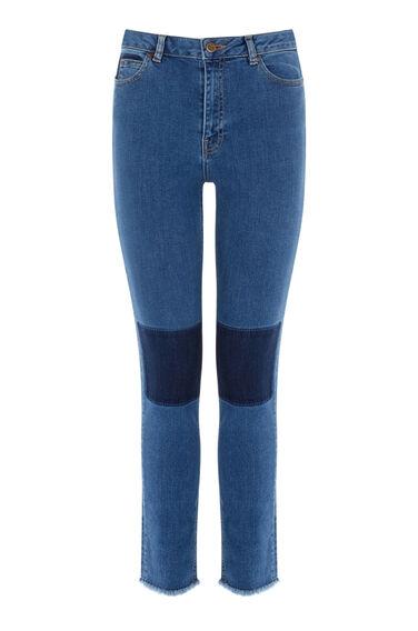 Shadow Pocket Skinny Jeans