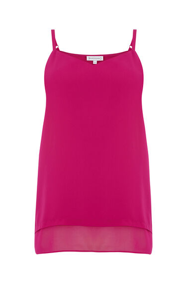 DOUBLE LAYER CAMI