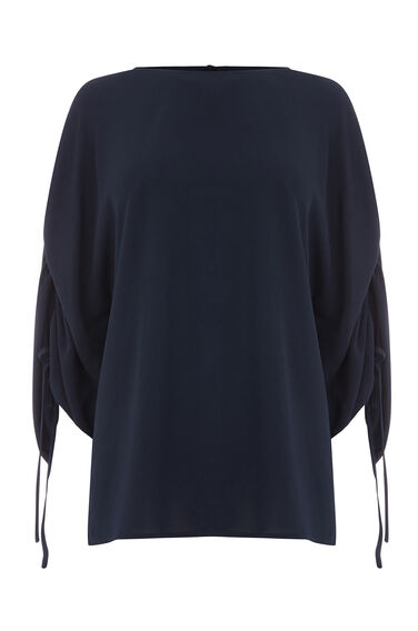 CHANNEL SLEEVE TOP