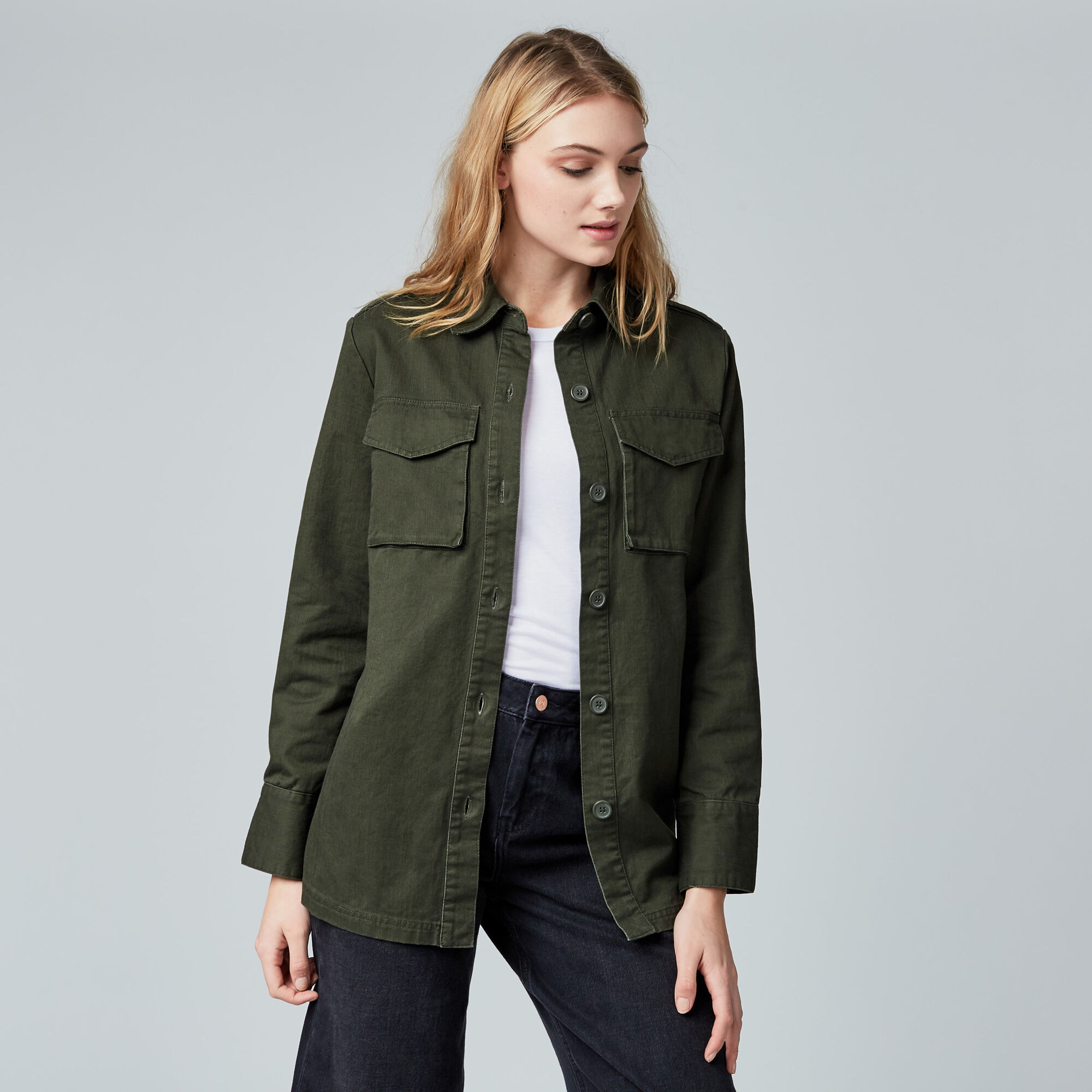 Warehouse, SHACKET Khaki 1