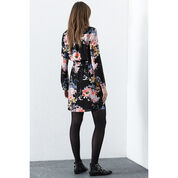 Warehouse, Garden Floral Shirt Dress Multi 2