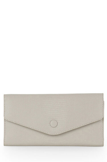 Warehouse, Premium Card Wallet Light Grey 0