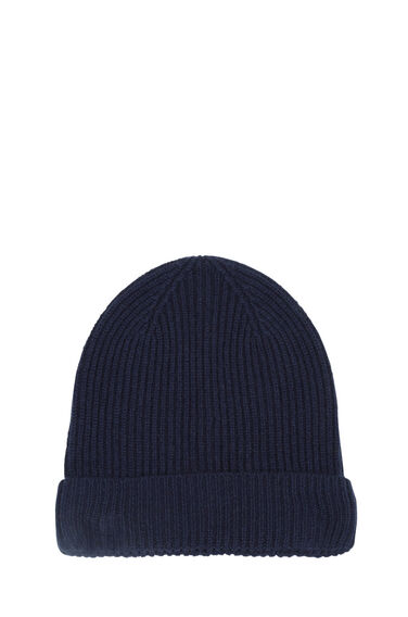Warehouse, CASHMERE HAT Navy 0