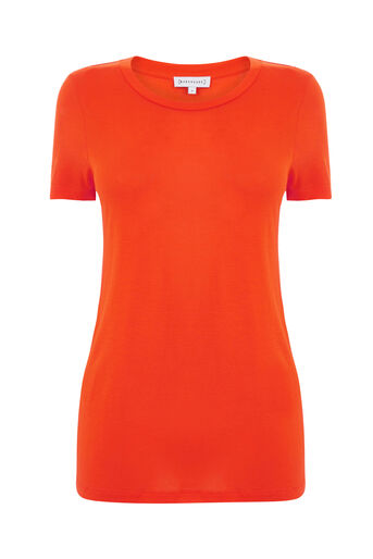 Warehouse, SMART T-SHIRT Orange 0