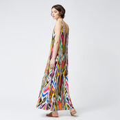 Warehouse, RAINBOW IKAT MAXI DRESS Multi 3