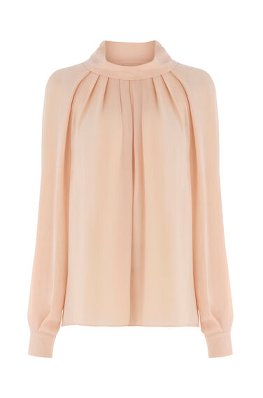 Warehouse, BATWING TOP Light Pink 0