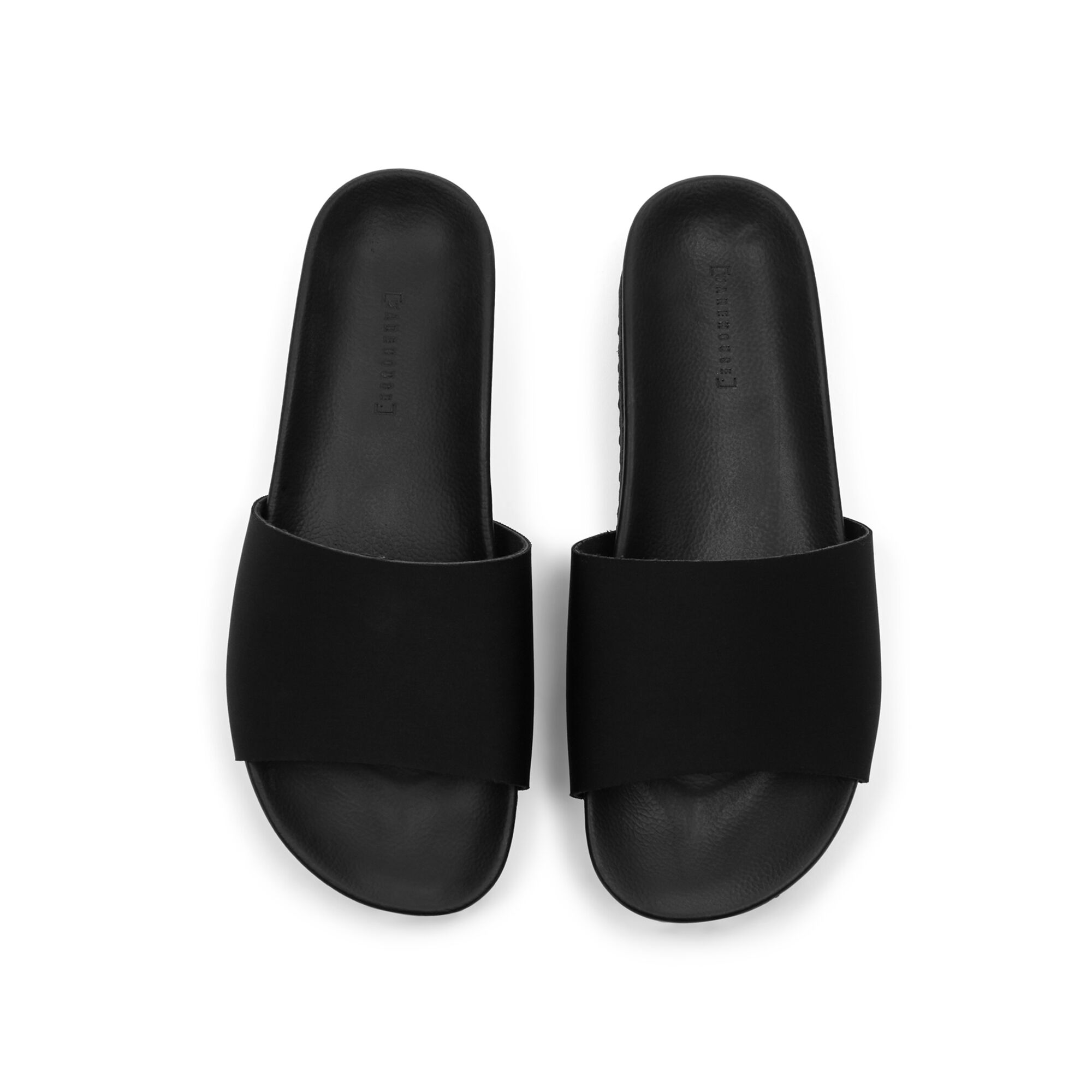 Warehouse, POOL SLIDERS Black 1