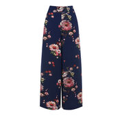 Warehouse, PAINTED FLORAL CULOTTES Multi 0