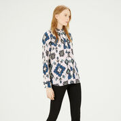 Warehouse, TAPESTRY SHIRT Multi 1
