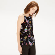 Warehouse, BUTTERFLY PRINT CAMI Multi 1