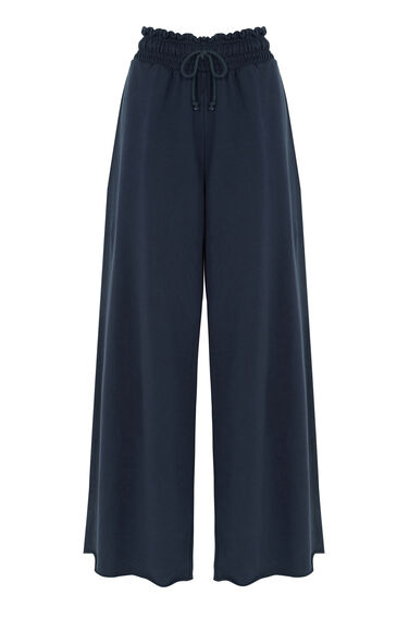 Warehouse, WIDE LEG JOGGER Midnight 0