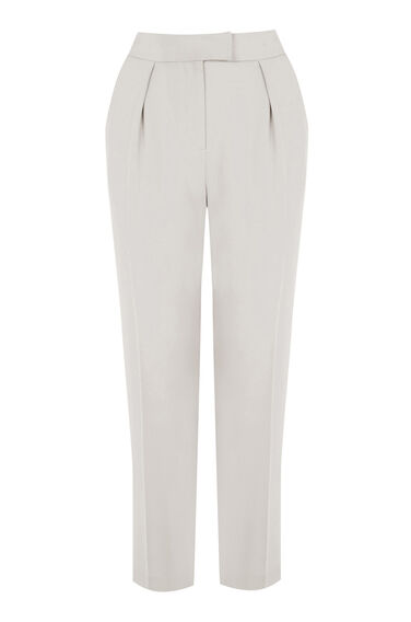 Warehouse, PEG TROUSER Light Grey 0