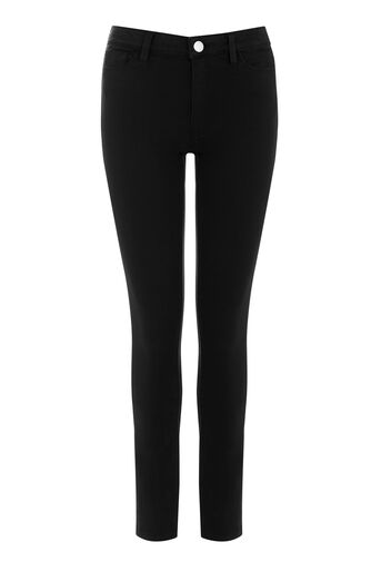 Warehouse, Powerhold Skinny Cut Black 0
