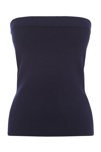 Warehouse, BANDEAU TOP Navy 0