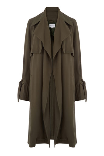Warehouse, Soft Duster Khaki 0