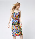 Warehouse, RAINBOW IKAT CAMI DRESS Multi 1