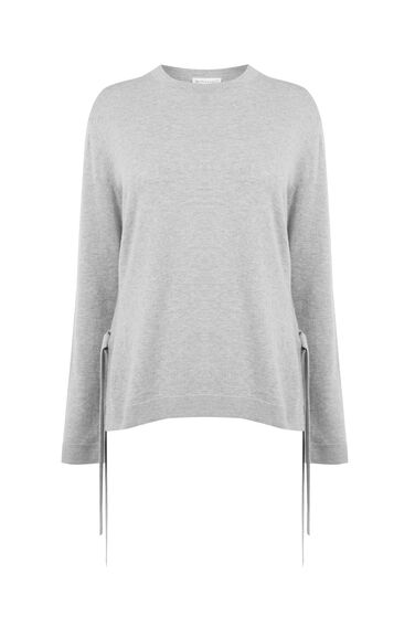 Warehouse, TIE SIDE JUMPER Light Grey 0