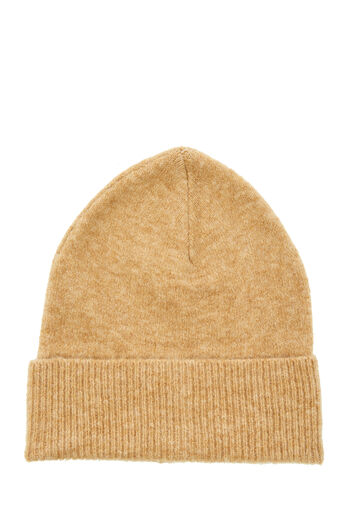 Warehouse, COSY KNIT HAT Camel 0