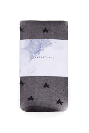 Warehouse, STAR TIGHTS Black 0