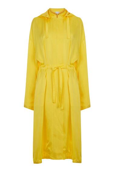 Warehouse, Colour Pop Windbreaker Yellow 0
