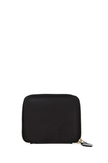 Warehouse, MIni Zip Around Wallet Black 0