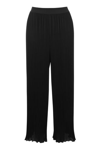 Warehouse, PLISSE CULOTTES Black 0