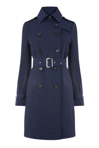 Warehouse, Classic Trench Navy 0