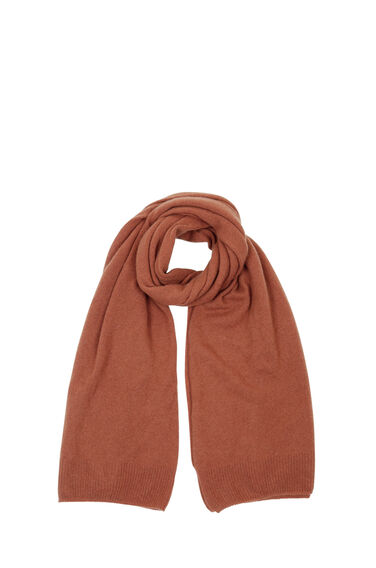 Warehouse, CASHMERE SCARF Brown 0