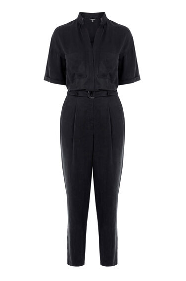 Warehouse, Boiler Jumpsuit Navy 0