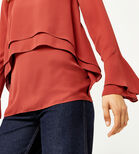 Warehouse, DOUBLE LAYER TOP Orange 4