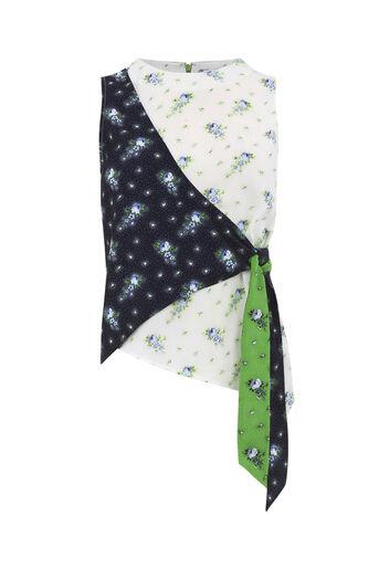 Warehouse, Haut portefeuille en chintz à petits motifs mélangés Multicolore 0