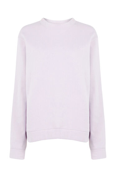 Warehouse, CLASSIC SWEAT Light Purple 0
