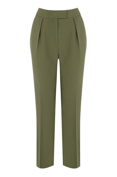 Warehouse, PEG TROUSER Khaki 0