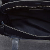 Warehouse, MAGNETIC SLOUCH WORK BAG Navy 4
